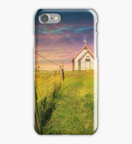 Heaven Can Not Wait iPhone Case/Skin