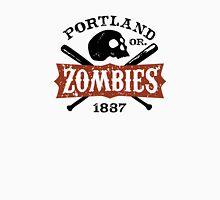 Portland Zombies Deadball Crest T-Shirt