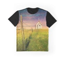 Heaven Can Not Wait Graphic T-Shirt
