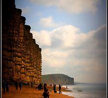""" Jurrasic Coast "" by Capriblue"