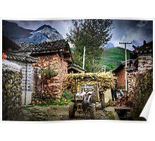 Yuhu Village Poster