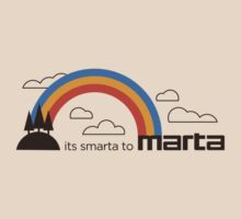 It's smarta to MARTA! by MariSama