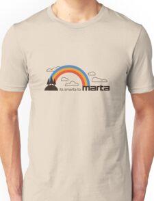 It's smarta to MARTA! Unisex T-Shirt