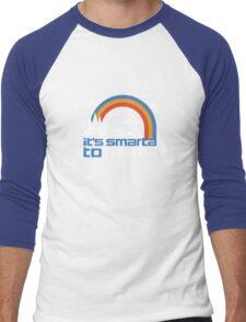 It's smarta to MARTA! Alternate Men's Baseball ¾ T-Shirt