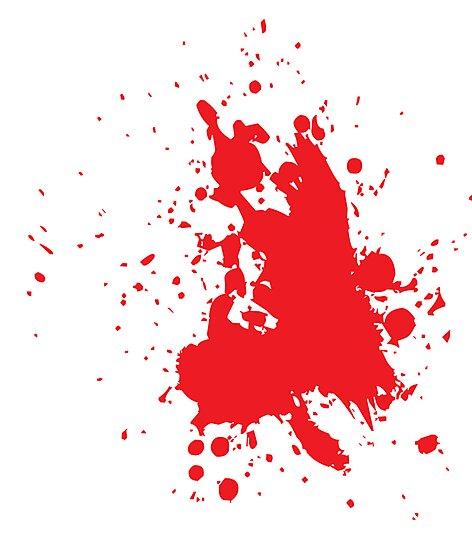 Blood Splatter by babydollchic