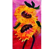 Happy Mothers Day!  watercolor Photographic Print