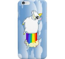 Unicorn Farts iPhone Case/Skin