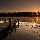 Edingham Loch by Brian Kerr