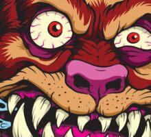 Classic Wolfman Sticker