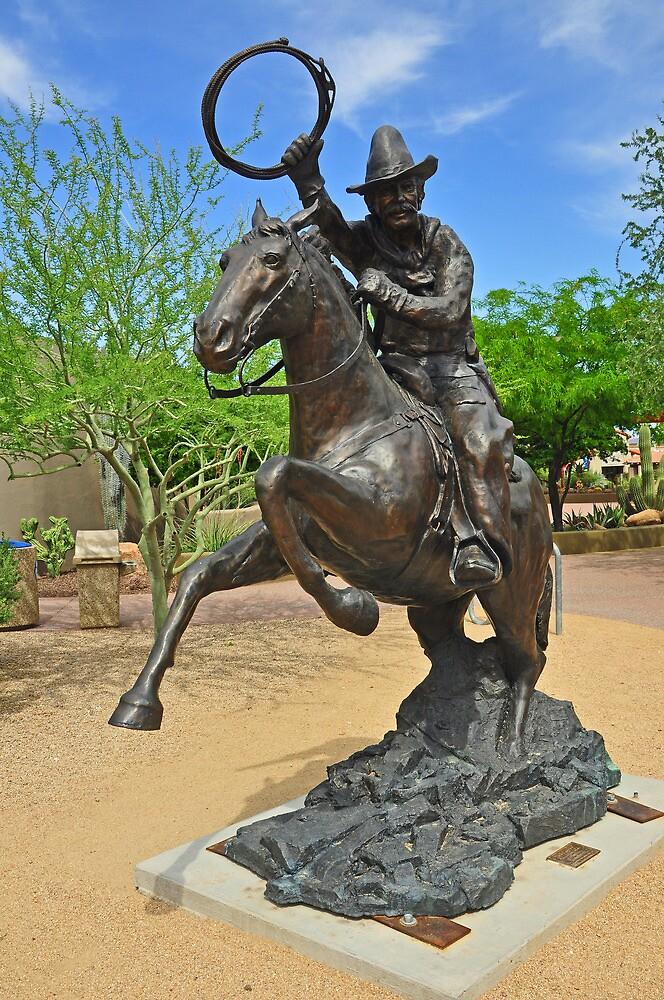 The American Cowboy  by John  Kapusta