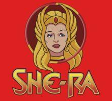 SHE-RA One Piece - Long Sleeve