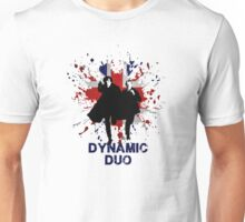 Dynamic Duo Unisex T-Shirt