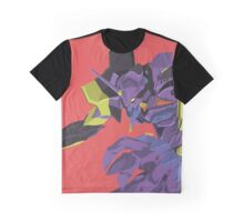 Evangelion Unit 01 Graphic T-Shirt