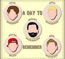 ADTR Faces by dakotareverie