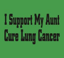 Lung Cancer Kids Tee