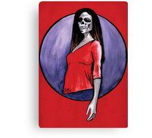 Strike a Pose Canvas Print