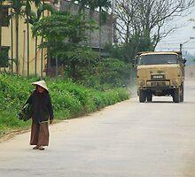 Roads of Vietnam by mechelle142