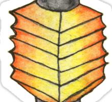 Paper Lantern 4 Sticker