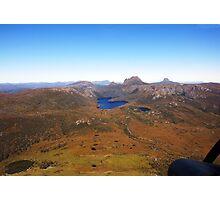 Beautiful Tasmania - Honing in on Cradle Mountain Photographic Print