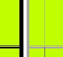 [Simple Is Best] - Lime Green  by CuukieMonster