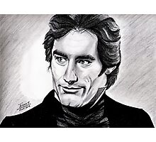 Timothy Dalton as Mr Rochester Photographic Print