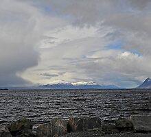 Bad weather in Molde by julie08