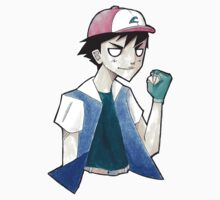 Pokemon: Ash Ketchum by Lydia Clites