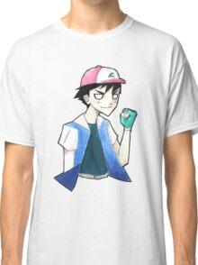 Pokemon: Ash Ketchum Classic T-Shirt