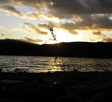 Loch Sunset by Fattom25