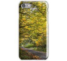 Back Roads #334343 iPhone Case/Skin