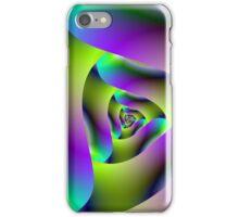 Triangular fractal iPhone Case/Skin