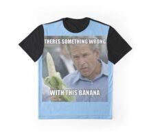 Wrong Banana Graphic T-Shirt
