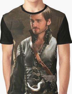 Captain Hook Graphic T-Shirt