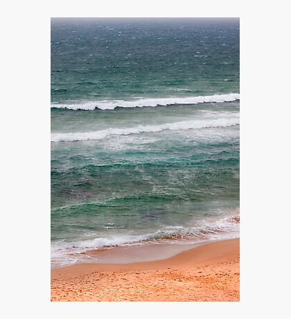 strong wind Photographic Print