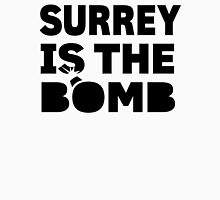 Surrey Is The Bomb dot com 3.0 Unisex T-Shirt