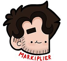 Markiplier Sticker by sbear4000