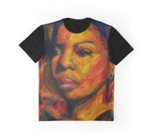 I Put A Spell On You - Nina Simone Graphic T-Shirt