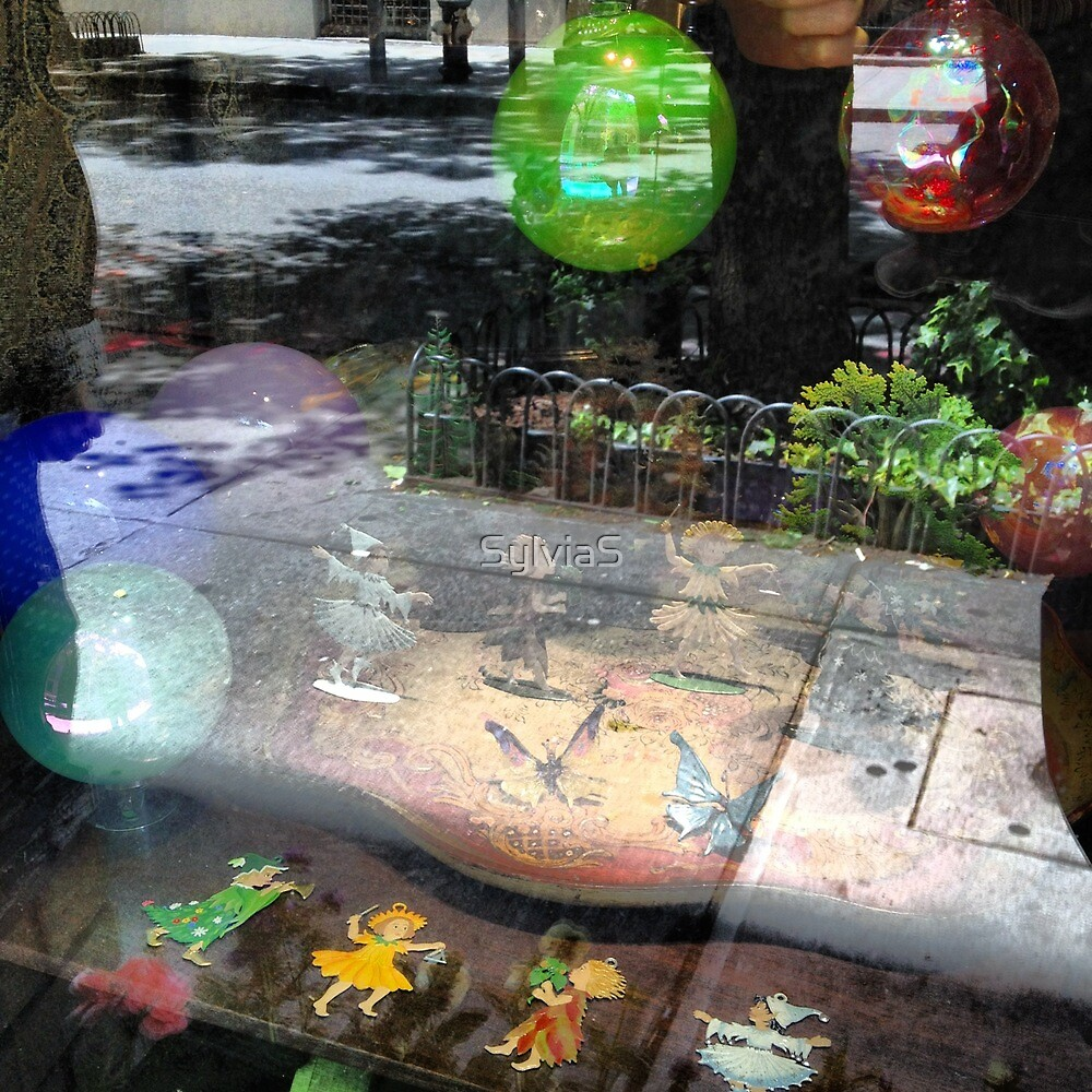 Shop Window 2 - Christopher St. - Greenwich Village, New York City by SylviaS