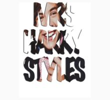 MRS HARRY STYLES TEE by suckitandsee