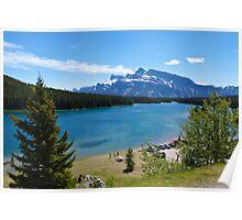 Two Jack Lake Poster