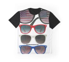Patriot Shades Graphic T-Shirt