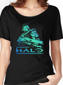 Halo Women's Relaxed Fit T-Shirt