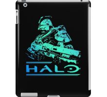 Halo iPad Case/Skin