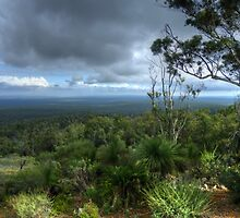 View from top of Mt Dale by BigAndRed