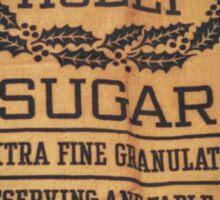 Holly Sugar Sticker