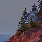 Bass Harbor Light by Mike Griffiths