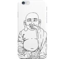 The Tokin' Buddha iPhone Case/Skin