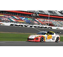 43 Team Sahlen Mazda RX-8 Photographic Print