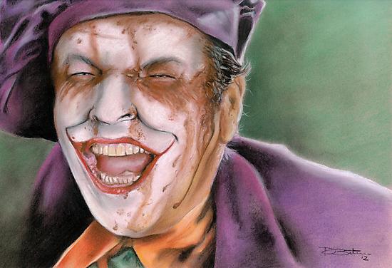 The Melting Joker by Bate-Man26