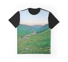 Glendalough Valley Graphic T-Shirt